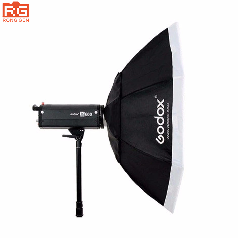 Godox Pro Studio Octagon Honeycomb Softbox Reflector softbox 95cm 37 with Bowens Mount for Studio Strobe Flash Light godox studio flash accessories octagon softbox 37 95cm bowens mount with the gird for studio strobe flash light