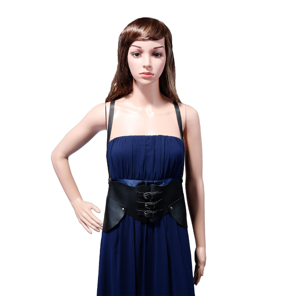 Жгут, литературный ветер тенденция личности Сексуальная кожаный ремешок Pin застежка кожи Сдержанность ремень