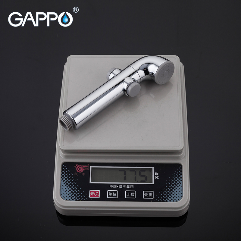 Image 5 - Gappo Bidet Faucets ABS Bathroom shower tap bidet toilet sprayer  Bidet toilet washer mixer muslim shower ducha higienicaducha  higienicabidet faucettoilet washer
