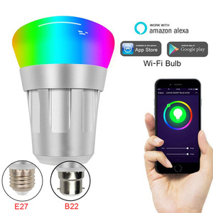 HOT Wi-Fi Smart Light Bulb Dim