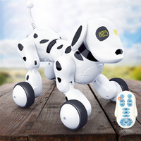 Children Smart Remote Robot Dog Toy Intelligent Talking Sing Dance Walking Wireless Robot Cay Det Toys Kids Gift Dropshipping