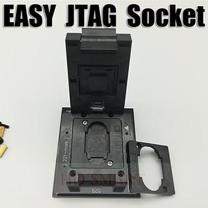 Image 3 - Original EINFACH JTAG PLUS BOX EMMC Buchse BGA153/169, BGA162/186, BGA221, BGA529 Freies verschiffen