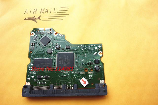 PLACA PCB 100535537 apto para ST32000542AS ST31000528AS Seagate SATA Hard Disk Drive FRETE GRÁTIS