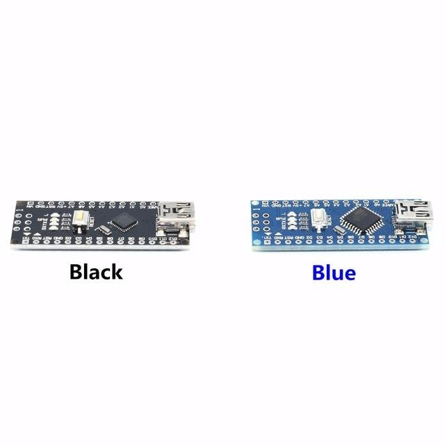 Nano Mini USB With the bootloader compatible Nano 3.0 controller for arduino CH340 USB driver 16Mhz Nano v3.0 ATMEGA328P/168P 1