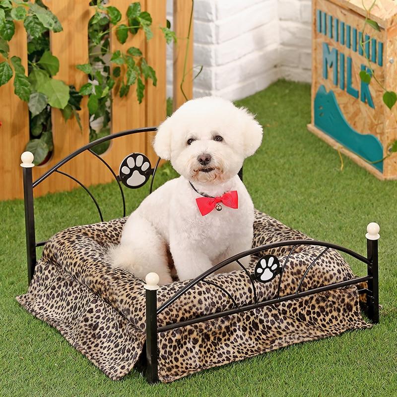 2018 Luksoze Pet Dog Bed Camas Camas Para Perros Cat Kennel Nest - Produkte për kafshet shtëpiake - Foto 1