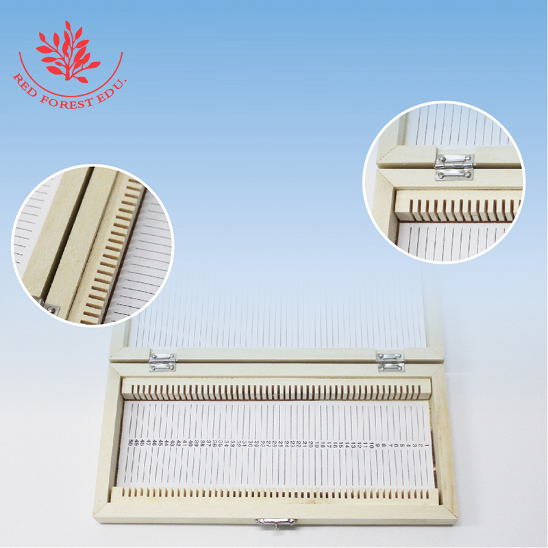50 permanent piece of cells biological specimens slice Microscope slides modulation of hiv co receptor expression on cells by anti virals