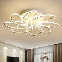 Ideal Modern Led Ceiling Lights For Living Room Study Room Bedroom Home Dec AC85 265V Lamparas