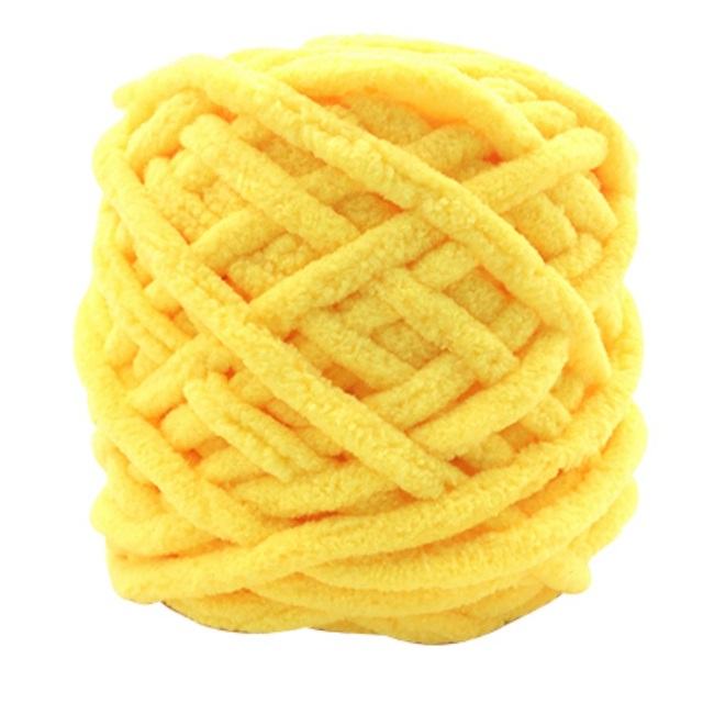 Large Yarn for Knitting and Crocheting