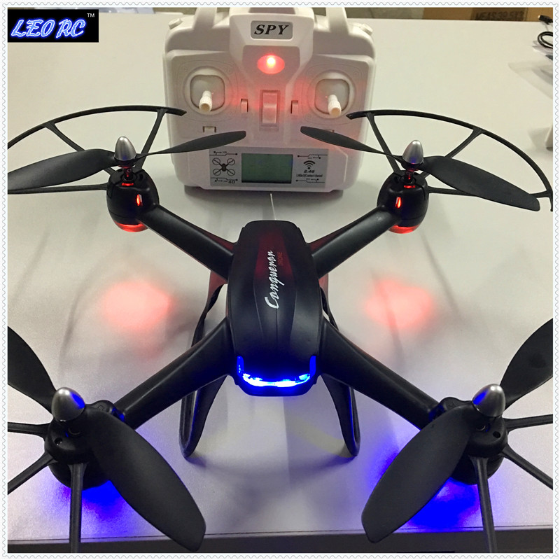 New Conqueror DM009 2.4Ghz 4ch 7.4V drone rc quadcopter with HD camera &Auto hover