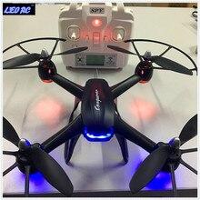 Nueva Conquistador DM009 2.4 Ghz 4ch 7.4 V drone rc quadcopter con cámara HD y Auto hover