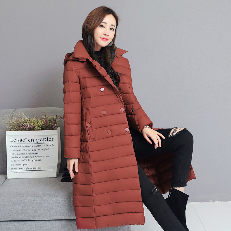 KUYOMENS Winter Jackets Coats Women s Long Warm Thickening Parka Female Befree Outerwear Coats Vintage Parks