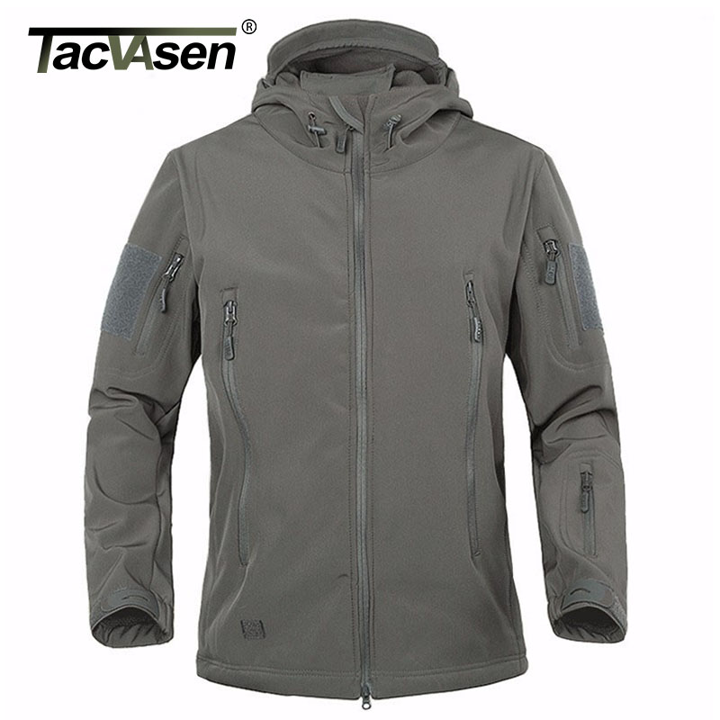 Camping & Hiking Hiking Jackets Hot Army Camouflage Coat Military Tactical Jacket Men Soft Shell Waterproof Windproof Jacket Coat Plus Size 4xl Raincoat