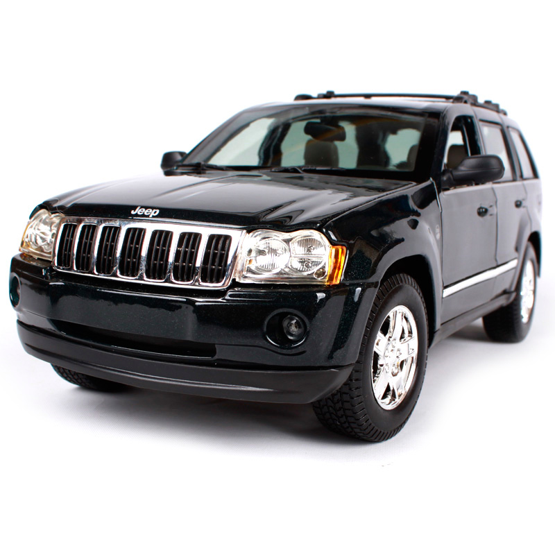 Maisto 1:18 2005 JEEP Grand Cherokee SUV Car Diecast Model Car Toy New In Box Free Shipping 31119