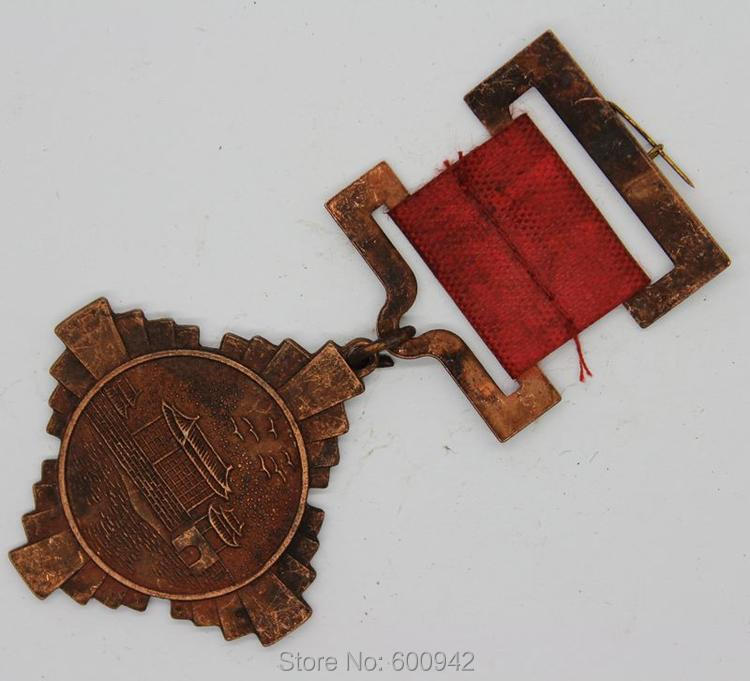 WWII 1936 Years Military Medal Chinese KMT The Xi'an Incident Commemorate Medal