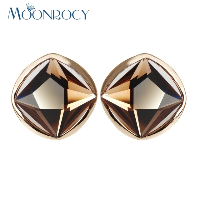 MOONROCY Free Shipping One Piece Fashion Rose Gold Color Blue Green