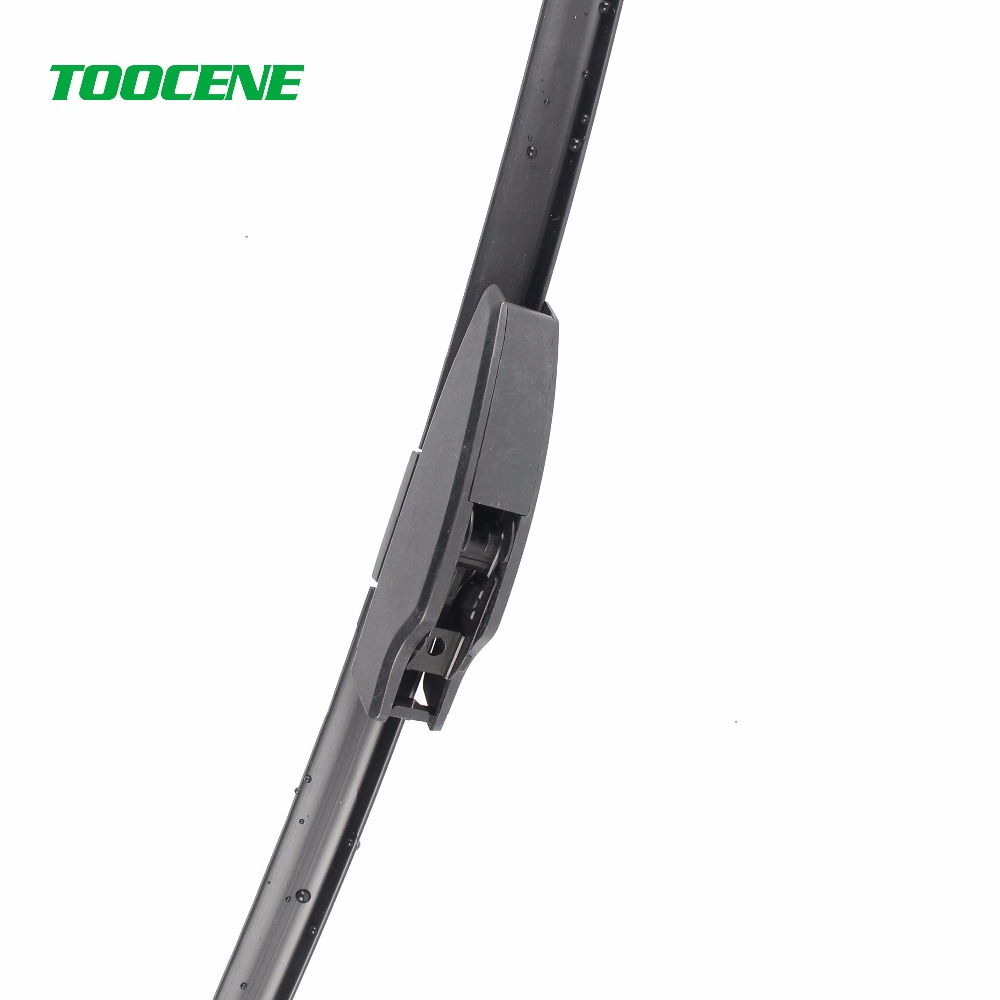 Toocene Windscreen Wiper Blade For Nissan Leaf 2010 2011 2012 2013 2014 2015 size26+16 Windshield Rubber Car Accessories