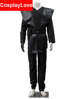 High Quality Star Wars Anakin Skywalker Cosplay Costume For Christmas Halloween Party CosplayLove Stock
