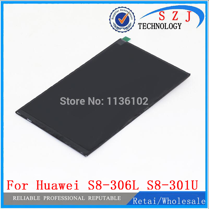 все цены на  New 8'' inch For Huawei Mediapad M1 8.0 S8-306L S8-301L S8-301u S8-701U T1-821 T1-823 LCD Display Panel Screen Replacement  онлайн
