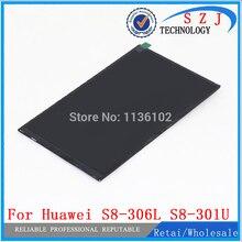 "Nuevo 8 ""pulgadas Para Huawei Mediapad M1 8.0 S8-306L S8-301L S8-301u S8-701U T1-821 T1-823 Panel de la Pantalla LCD Reemplazo de la Pantalla"