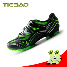 Tiebao Cycling Shoes mtb shoes fietsschoenen sapatilha ciclismo mtb Racing Bike Team Self-Locking Athletic MTB Bicycle Shoes santic pro road cycling shoes tpu wearable bike self locking shoes men women racing athletic bicycle shoes sapatilha ciclismo