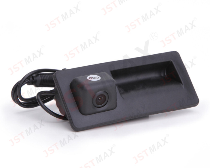 JSTMAX 2019 NEW CCD HD CCD trunk reversing font b camera b font reversing handle for