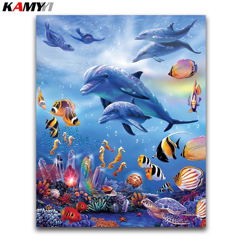 51 Gambar Ikan Lumba Lumba Kartun Gratis