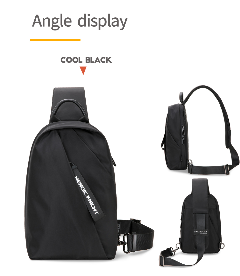 multifuncional sacos crossbody 9.7inchs almofada pacote de