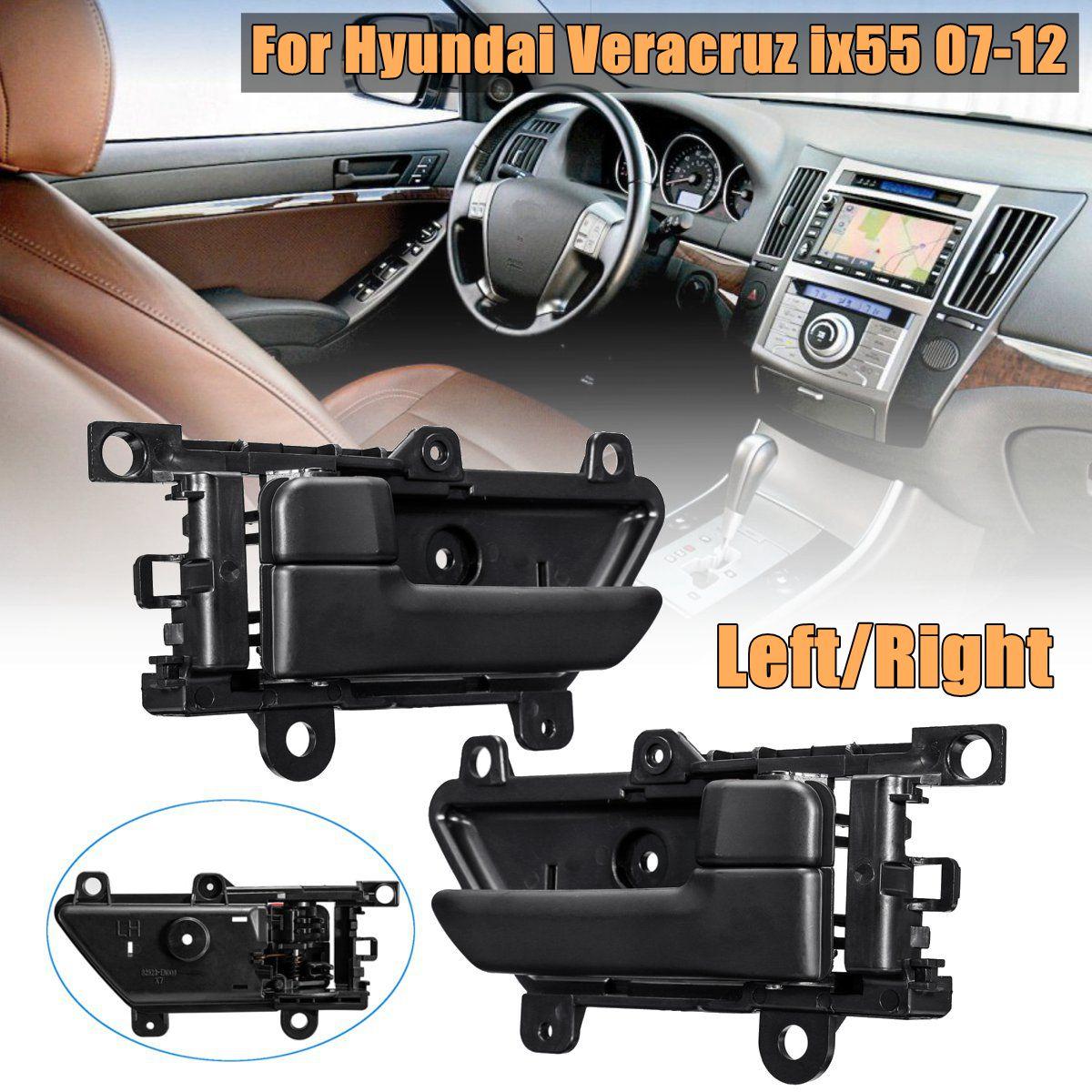 Hyundai Veracruz Interior Door Handle Replacement