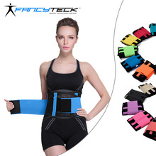 11 cores s-2xl mulheres slimming body shaper cinto corset respirável fina xtreme quente thermo shaper da cintura cinto trainer(China (Mainland))