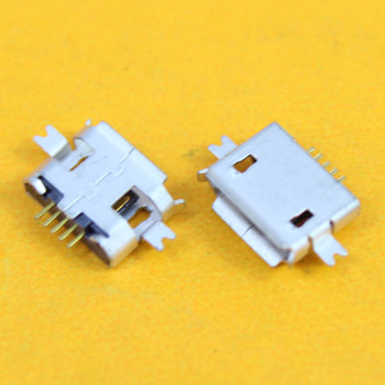 cltgxdd mini Micro USB jack Socket connector charging port dock plug 5 pin female for MOTO MB525 for Nokia 8600 image