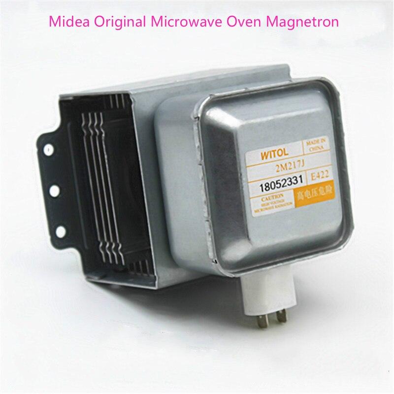 GroßZüGig Witol 2m217j Mikrowelle Magnetron Für Midea Galanz Mikrowelle Teile Können Ersetzen 2m219j/2m519j Magnetron Up-To-Date-Styling