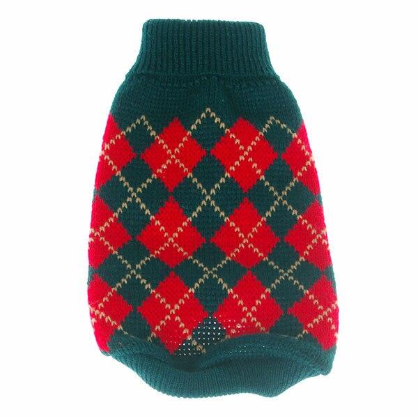 Haustier Hund Pullover Warme Stricken Häkeln Kleidung Für Hund ...