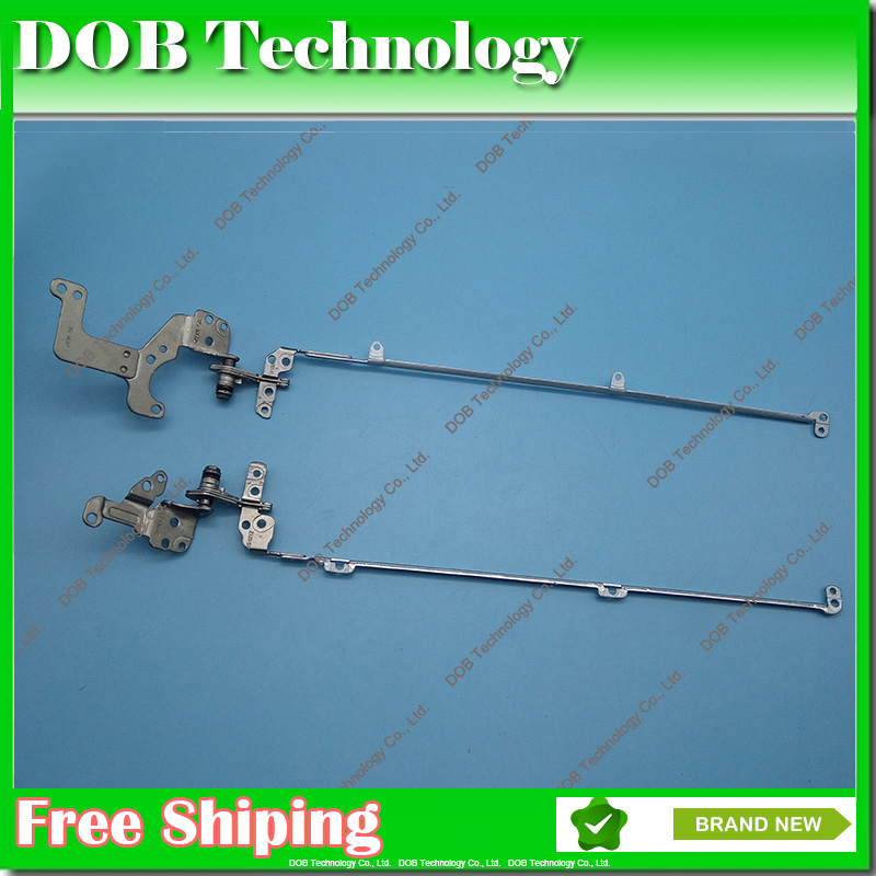 Laptop LCD Hinges For Acer Aspire V5-572 V5-572G V5-572P NON-TOUCH left and right quying laptop lcd screen for acer aspire v5 573pg v5 561 v5 561g v3 572 v3 572g vn7 591g es1 520 series 15 6 1366x768 30pin