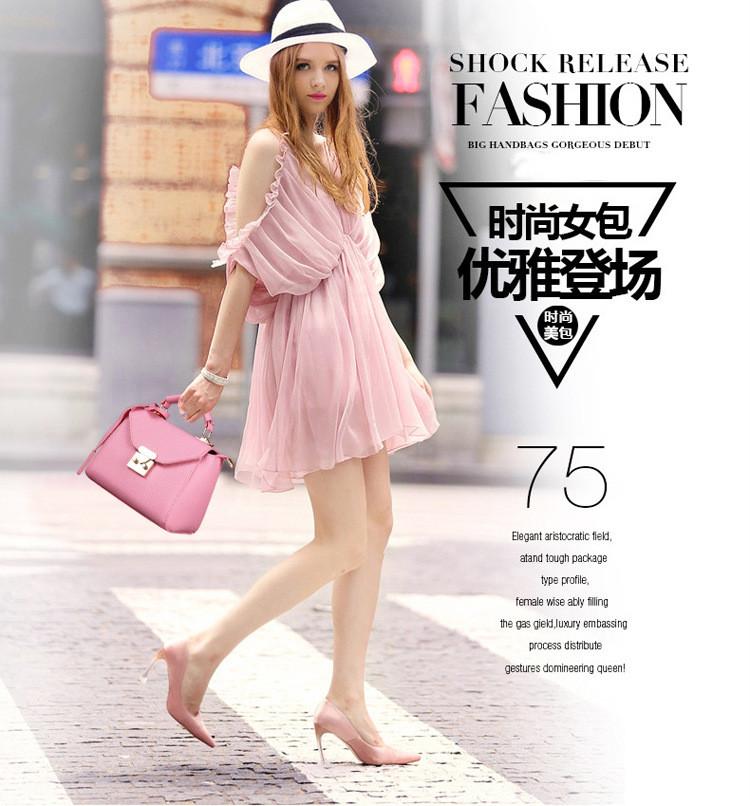 Shoulder NAEROUG Handbags Color 11