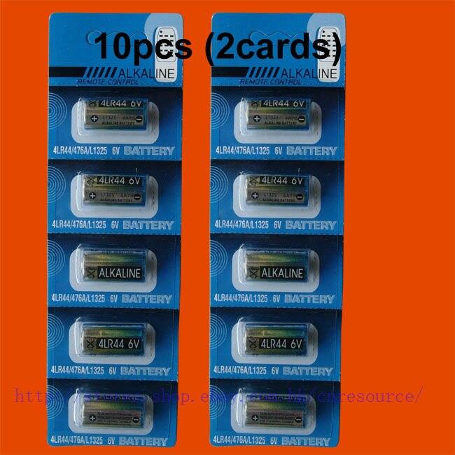 10 X 4LR44 476A L1325 6V for Dog Training Collars N