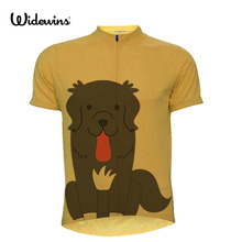 widewins new Dog Cycling Jersey Ciclismo Hombre Bicycle Lovely mtb Bike Shirt Clothing 5099