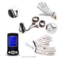 Electric Shock Gloves, Penis Electro Shock Stretcher Bands Straps, Male Cock Ring Electrical Stimulation Sex Toy For Men Product