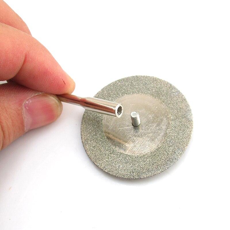 10 sztuk 30 mm mini tarcza tnąca do akcesoriów dremel ściernica - Narzędzia ścierne - Zdjęcie 2