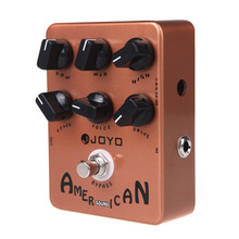 JOYO JF 14 American Sound Guitar Effect Pedal Reproduces The Sound&Mooer Performs Great From Clean Driven free shipping