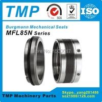 MFL85N 85 Burgmann Mechanical Seals (Material:SiC/SiC/Viton) MFL85N/85 G9 high temperature Metal bellow Seals (Shaft Size:85mm)