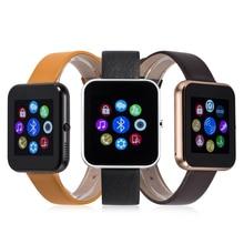 Lf09 Smart Uhr Bluetooth Wrist Smartwatch Männer Frauen Mode Armbanduhr für Apple IOS Samsung Huawei Xiaomi Android Phone Kamerad