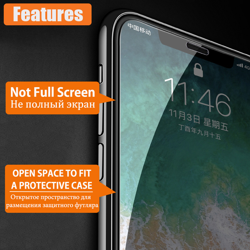KIPX1055_2_Tempered Glass for iPhone XS