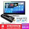 H96pro Mini PC S912 2G 8G 64bit Android 7 1 Wifi 4K HDMI TV Stick Chromecast
