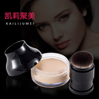 Brand New Kailijumei Mineral Mousse Foundation Cream Moisturizer Bright Makeup Corrector Concealer Base Natural Color With