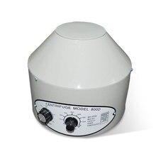 Фотосинтетический низкоскоростной Настольный Электрический таймер электрическая центрифуга Регулируемая скорость с синхронизацией
