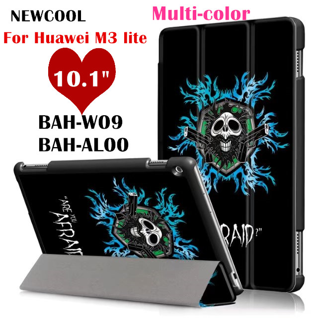 M3 Lite 10.1 BAH-L09 Smart Flip Cover For Huawei MediaPad M3 Lite 10 10.0 BAH-W09 BAH-AL00 10.1 Tablet Case Protective shell luxury pu leather cover business with card holder case for huawei mediapad m3 lite 10 10 0 bah w09 bah al00 10 1 inch tablet