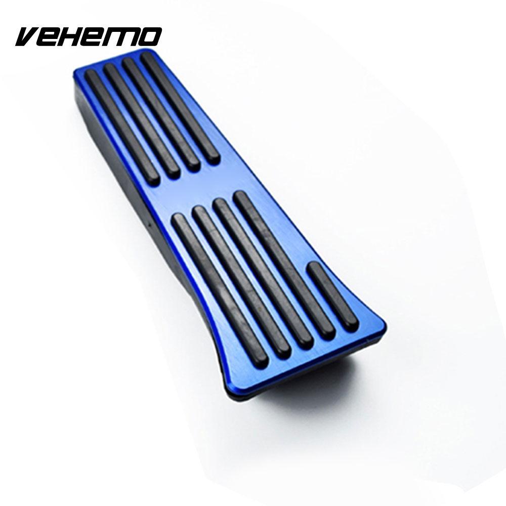 Vehemo 3pcs Brake Pedal Gas Pedal Vehical Controls Car