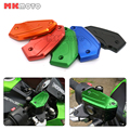 Motorcycle Accessories Motorbike Brake Fluid Tank Cap Cover For Kawasaki ER6N ER6F Z800 Versys650 Green Black Orange