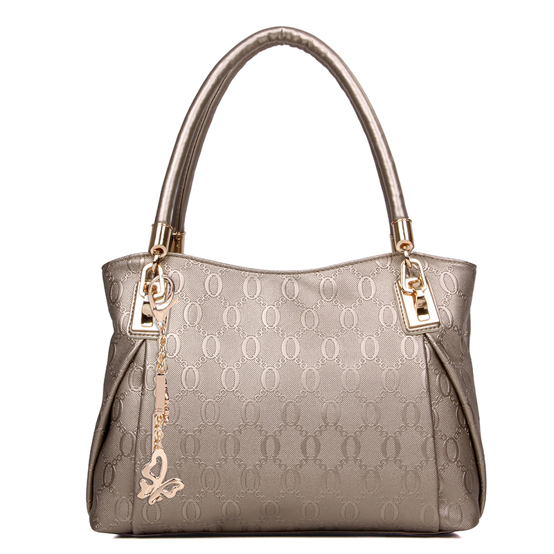 ed1d2bfa4c3 In Stock New 2018 women handbags leather handbag women messenger bags  ladies bag bags Handbag+Messenger Bag+Purse 3 Sets-in Shoulder Bags from  Luggage ...
