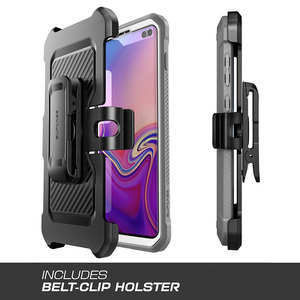 "Image 2 - SUPCASE For Samsung Galaxy S10 Plus Case 6.4"" UB Pro Full Body Rugged Holster Kickstand Cover WITHOUT Built in Screen Protector"